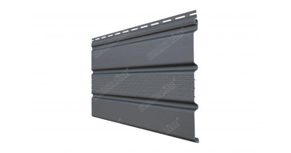 Софит акриловый T4 частичная перфорация Grand Line 3,0 графит