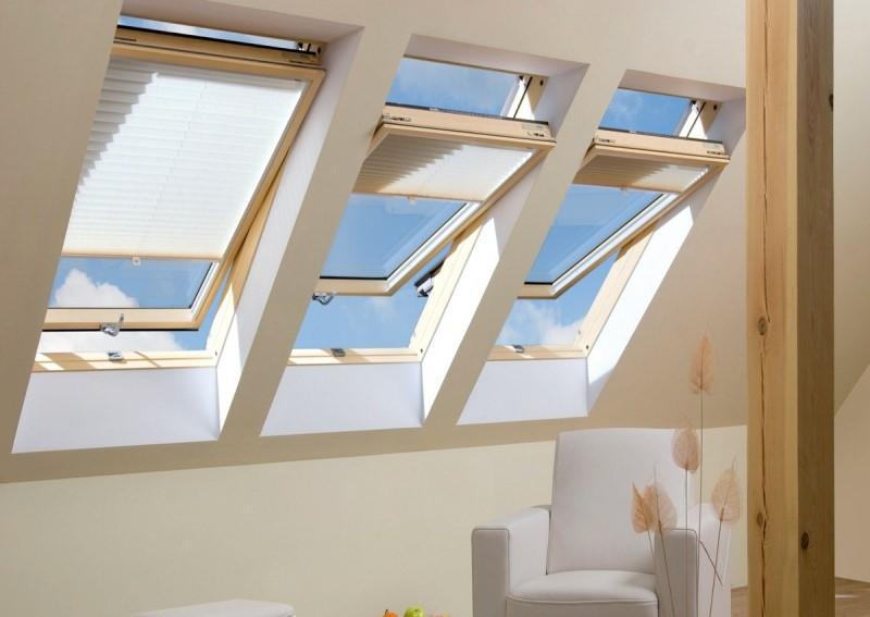 Обязателен ли вентиляционный клапан для мансардного окна