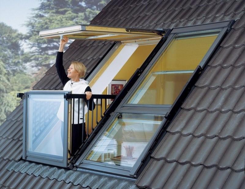 Сколько окон на крыше нужно устанавливать, как правильно определить размер