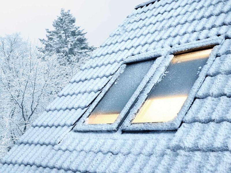 Всегда ли окна на крыше подвержены промерзанию и протеканию